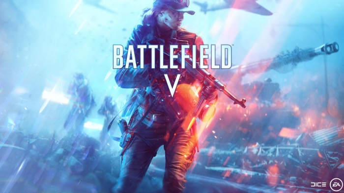 Battlefield 5 HD Wallpaper